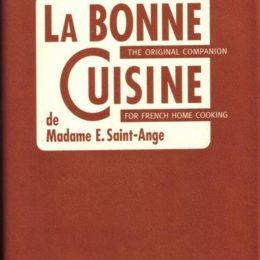 La Bonne Cuisine by Saint-Ange