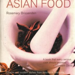 Rosemary Brissenden South East Asian Food