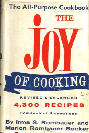 Joy of Cooking by Irma Rombauer