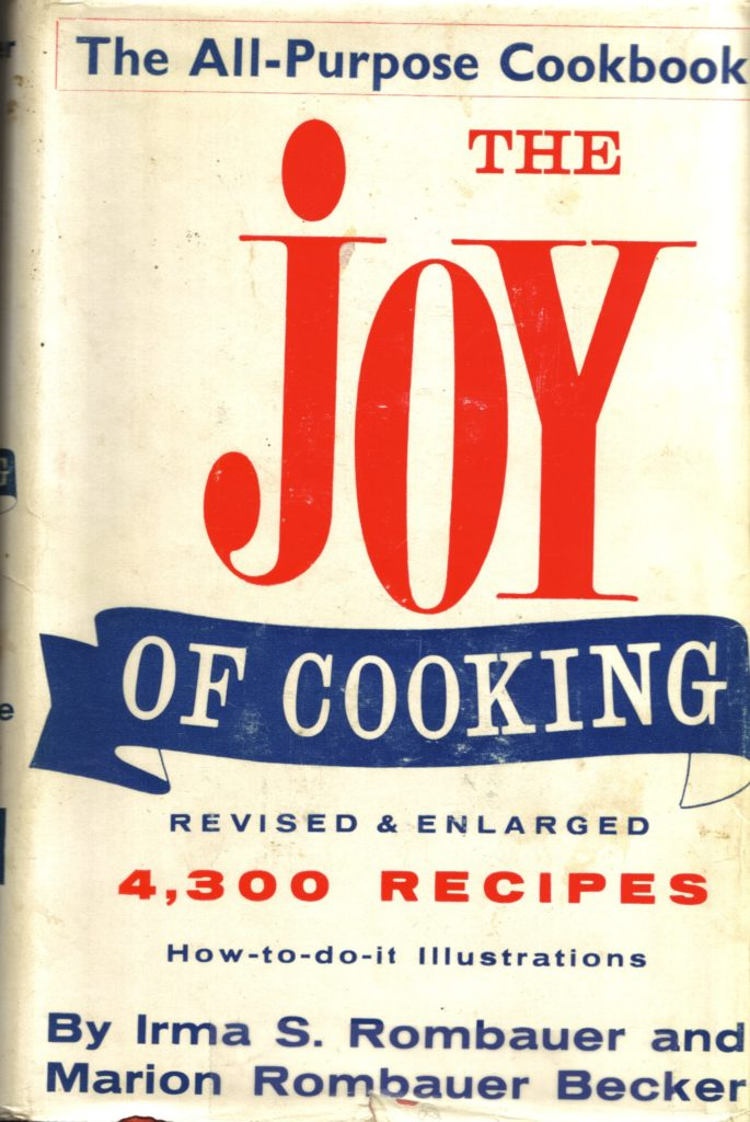 Joy of Cooking by Rombauer