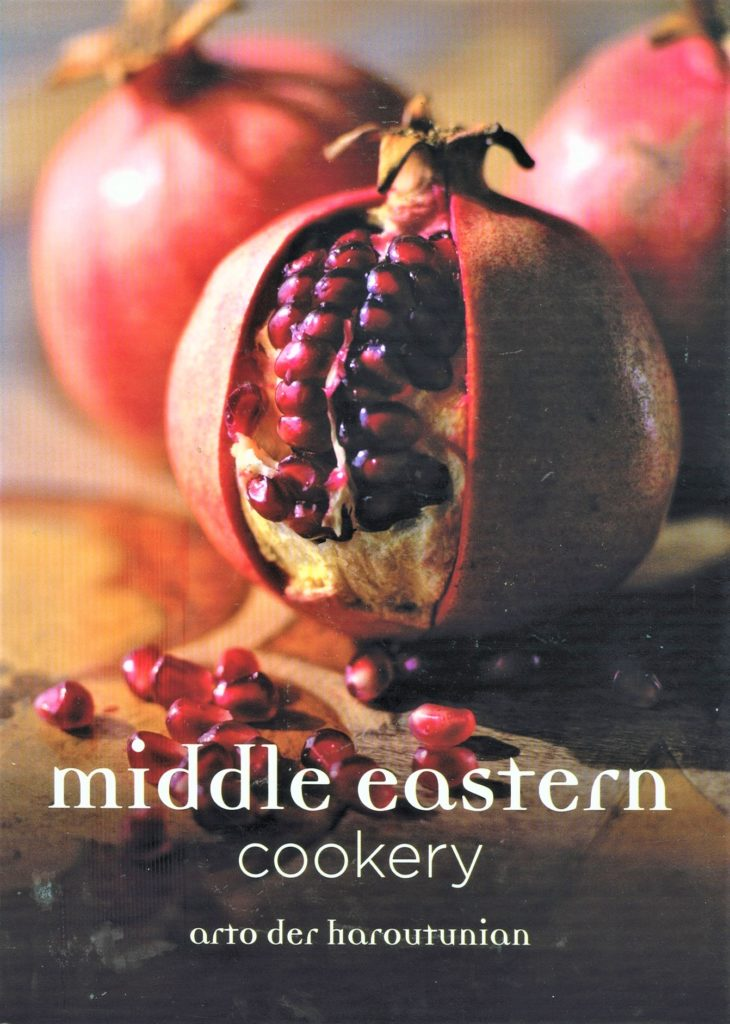 Middle Eastern Cooking by Haratounian