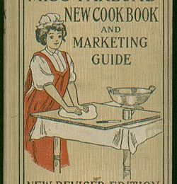 Miss Parloa's New Cookbook