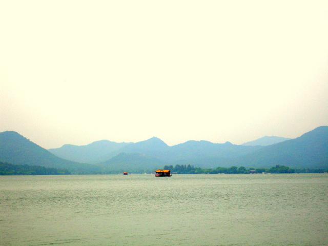 Yuan Mei's West Lake