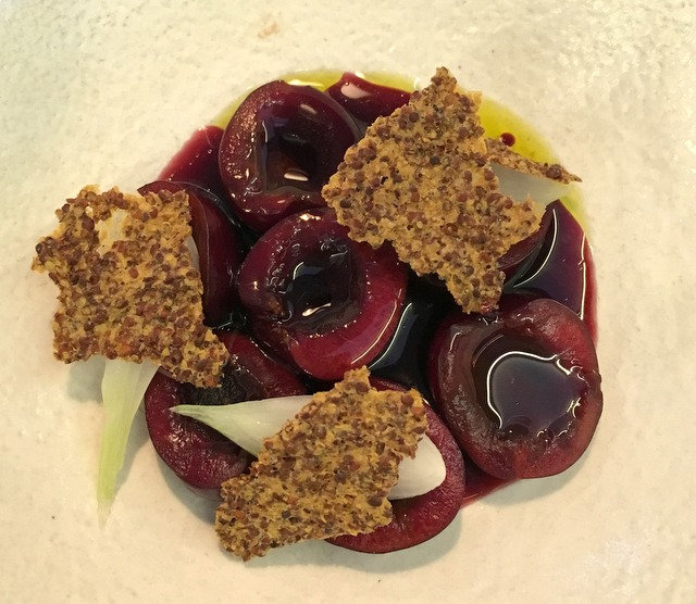 Fermented Tasmanian Cherries