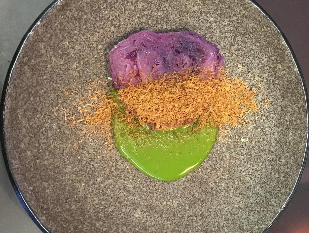 Purple Cabbage Steak